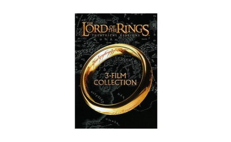 The Lord of the Rings Theatrical Version: 3 Film Collection trilogy 00ecc359-5958-4334-aa4b-649d0156b11e