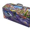 "Sainty International 24-028 Art Deco Tool Box, 16"""
