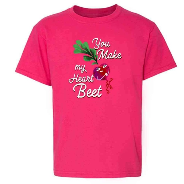 4ccdcb68b6cf Up To 59% Off on You Make My Heart Beet Funny ... | Groupon Goods