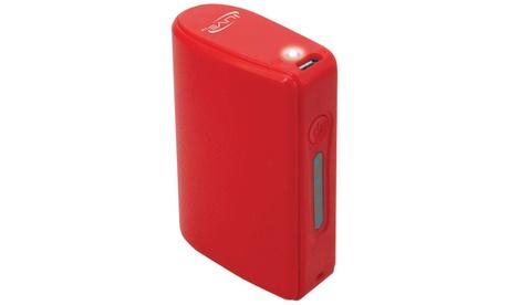 5,200mAh Portable Charger (Red) c8200abe-1146-4ec7-a9a2-d8efda5a25c2