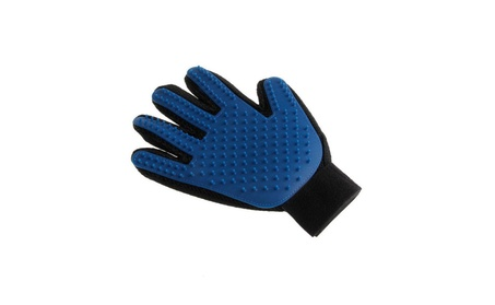 2 Pieces: Cat & Dog Deshedding Pet Grooming Brush Glove 50e73eab-1720-430c-b844-e028cac301eb