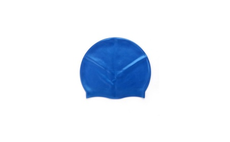 Silicone Swim Cap for Adult Durable Elastic Water Sport Hair 649685f3-6263-49c7-b2f4-e84b56df2c88