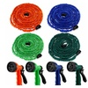 Product Title: Deluxe 25 50 75 100 Feet Expandable Flexible Garden Wat