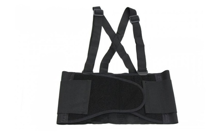A99 Lower Back & Waist Support with Suspenders 08544531-9fd4-4cd1-a9d3-edec3352a064
