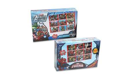390pc 9in1 Licensed Puzzle 2Asst-Spiderman 17ed0653-1afe-4b42-a231-6616bf90e00c