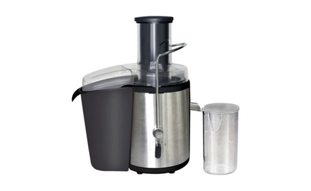 Brentwood Appliances JC-500 Stainless Body Power Juice Extractor 700W photo