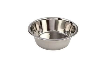 Steel Standard Pets Dogs Supplies Puppy Cats Food or Drink Water Bowls 1b23368c-fa0a-4ceb-a876-9e0c7ea38668