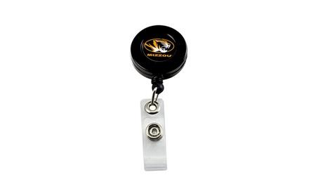 NCAA Sports Team Logo Retractable Badge Reel Id Ticket Clip 68ab2c91-81d6-4d87-bbff-eea98461f5a4