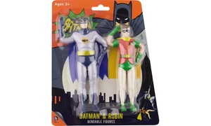 """Batman & Robin 1966 5.5"""" Pair"""