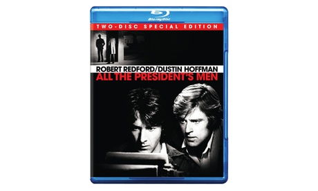 All The President's Men: 2 Disc Special Edition (BD) 14e3a975-7edd-43b6-9ea6-04850e924527