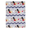 Mickey Mouse Let's Go II Fleece Blanket