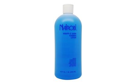 Nairobi Wrapp It Shine Foaming Lotion 32oz / 946ml 8b52749f-eae4-4ca7-8206-c90235d2d003