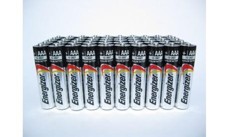 Energizer Max AA or AAA Alkaline Batteries (50-Pack)
