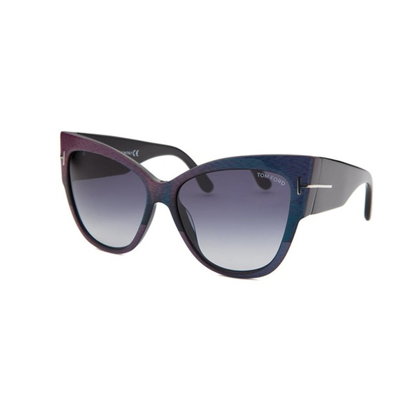 a30776d31edb7 Sunglasses & Eyewear Tom Ford TF371 Cateye Sunglasses Anoushka FT371 TF371  Anoushka