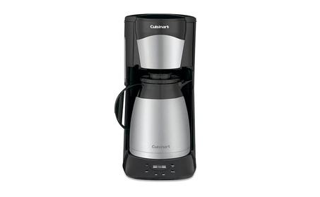 Cuisinart DTC-975BKN 12 Cup Programmable Thermal Brewer - Black 46511a61-d9ec-42f1-9d9f-01b11b79ed62