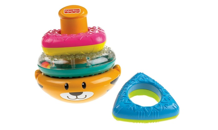 First Choice Online: Fisher-Price Tiger Stacker