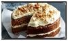 Zen Sweets by Mandy : Vegan Carrot Cake