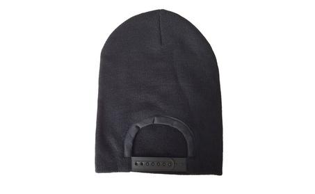 Snap Skull® Snapback Beanie Black a3367f6b-5110-4703-9a10-5edd64fc4a60