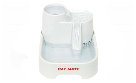 Cat Mate Pet Fountain - 70 Fluid Oz. 2f856425-8e0f-4943-849b-dec81306ed7e
