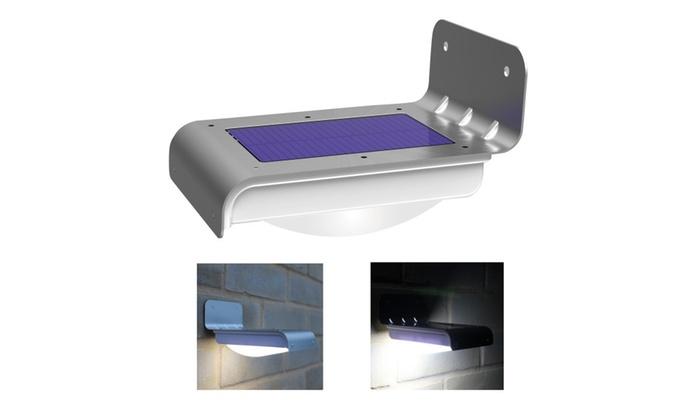 16 LED Solar Power Motion Sensor