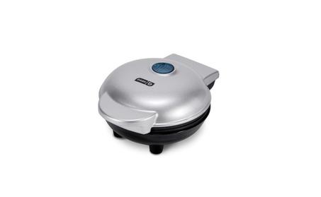 Mini Waffle Maker, Silver 471f756b-d794-4c7c-9bbd-a4b39245869e