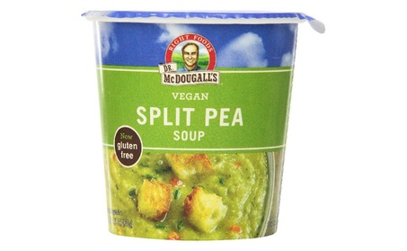 Dr. Mcdougall's Soup, Split Pea, With Barley, 2.5 Ounce (Pack of 6) d9291d14-1d67-4dcc-a167-1c5baf988268