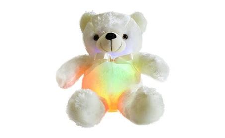 Perfect Flash Teddy Bear Stuffed Animals Plush Soft Hug Toy Baby Kids