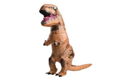 Jurassic World: Adult Inflatable T-Rex Costume 4bb4e4f7-4698-4546-98cb-00d79ac0ce22