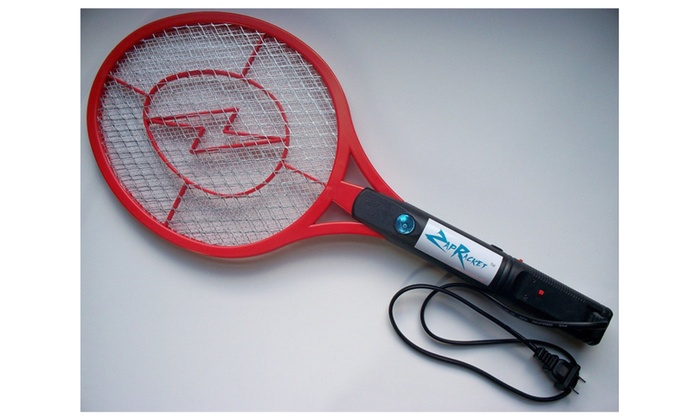 Bug Fly Mosquito Zapper Racket