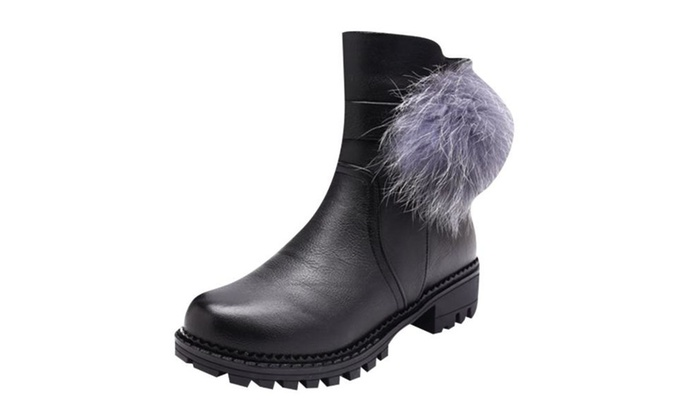 Women's Casual Simple Martin Boots