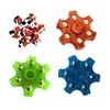 Hand Spinner Stress Hexagonal Fingertips Gyro Autism Relieves Stress