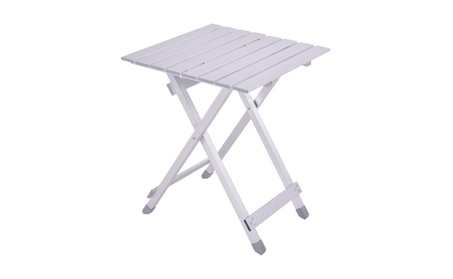 Foldable Portable Table Roll Up Aluminum Alloy Picnic Ultralight 835a7f83-4058-4f01-8a96-bfa8567b906b