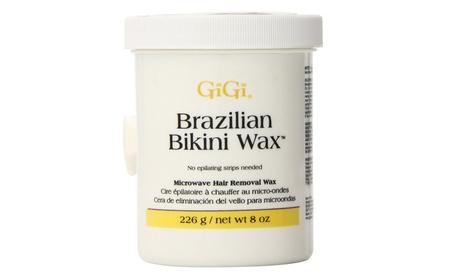 Gigi Brazilian Bikini Wax Microwave Formula, 8 Ounce 9dc674e7-9e9a-4ec2-989e-be12ae2147b9