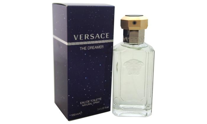 Versace Dreamer Men 3.3 oz EDT Spray