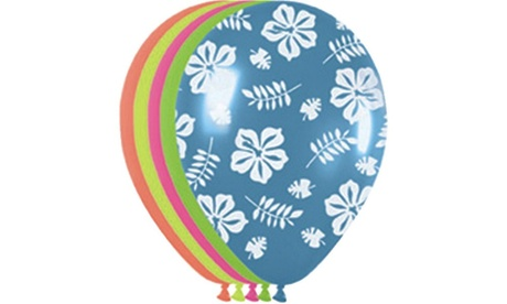 Luau Latex Balloons (pack of 50) 43c13257-8c1c-4a6e-9e8b-8d8d48f1c493