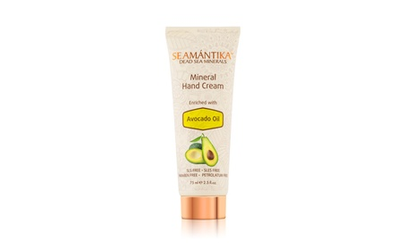 Mineral Hand Cream - Avocado Oil