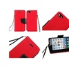 """Insten For Iphone 6s / 6 4.7"""" Wallet Flip Pu Leather Pouch Case Colors"""