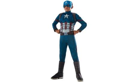 Kids Captain America: Civil War Captain America Costume b15d5adf-8f97-4d63-af66-95edaf646b30