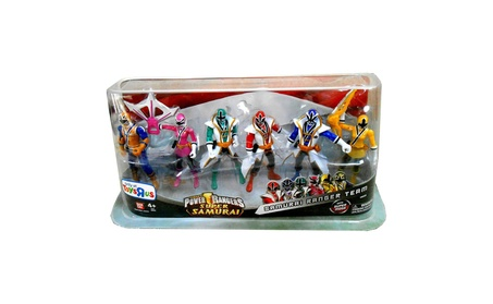 Power Rangers Super Samurai Ranger Team 6-pack Exclusive 14dfadfd-c0f3-458e-8df6-67a0122cb16b