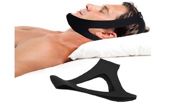 Anti Snore Chin Strap Stop Snoring Belt Sleep Apnea Chin Support Strap Aid Tool
