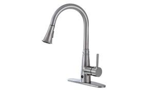 Motion Sense Touchless Kitchen Faucet Pull-Down Single Handle