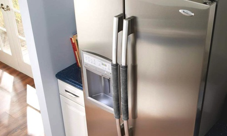1-Pair Refrigerator /Appliances Door Handle Cover photo