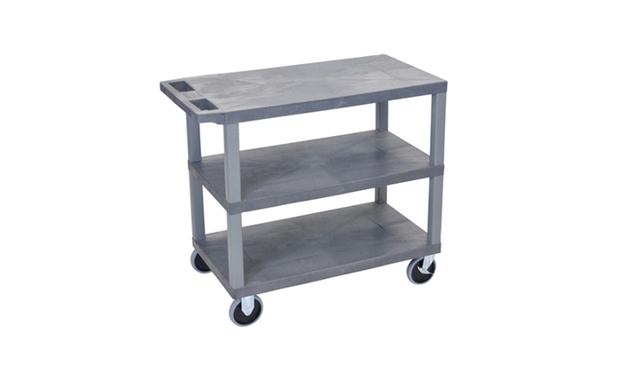Luxor 18x32 Cart with 3 Flat S...