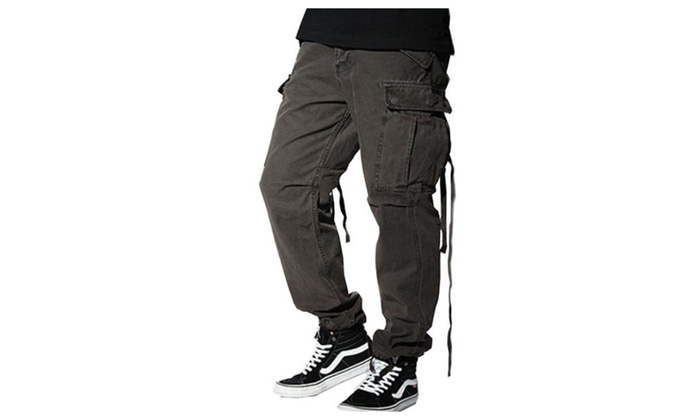 Women's Simple Straight Windproof Casual Pants