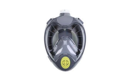 Full Face Snorkeling Mask Water Sport Scuba Swimming Goggles S/M