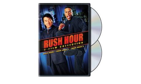 Rush Hour 1-3 Collection (3FE) (DVD) (Franchise Art) 6093b08b-1566-411f-ab5e-887ba27591b2