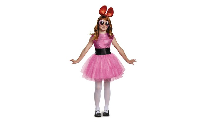 Powerpuff Girls Blossom Tutu Deluxe Child Costume