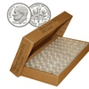 DIME Direct-Fit Airtight 18mm A18 Coin Capsule Holder For DIMES (QTY: 250)