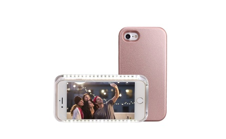 Selfie Light Case for iPhone 6/6s, 6/6s Plus, 7/7 Plus 1a886664-27ba-4645-88cf-1d3581e0fe78