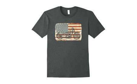 Motorcycle American Flag patriotic July 4th shirt dddc7531-c42b-4d87-9d4d-a52a5104ca84